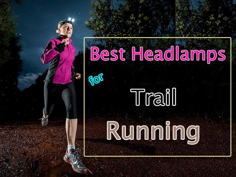 Best headlamp for trail running