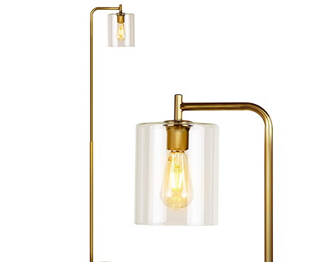 brightech Elizabeth led floor lamp
