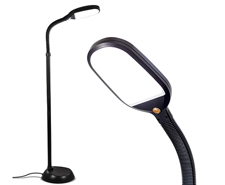 brightech lifespan led floor lamp