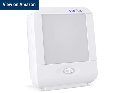Verilux compact personal happy light energy lamp