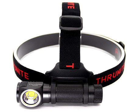 THRU-NITE TH30 Super Bright 3350 Lumens LED Headlamp