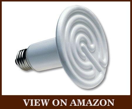 Zoo-Med Emitter Ceramic Heat Lamp