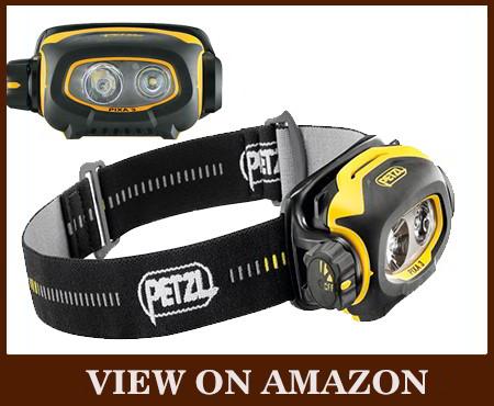 PETZL PIXA 3 pro tactical headlamp