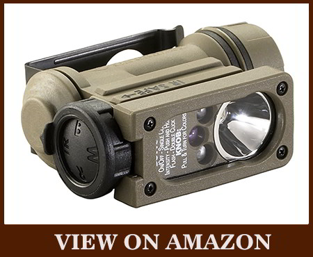 Stream-light 14512 sidewinder compact military tactical Headlamp