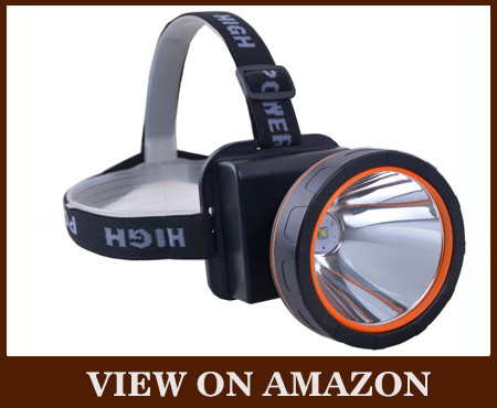 OLIDEAR Torch Outdoor LED Camping Hunting Headlamp