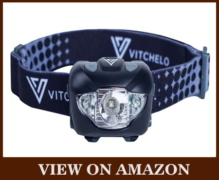 VITCHELO V800 flashlight mechanic headlamp