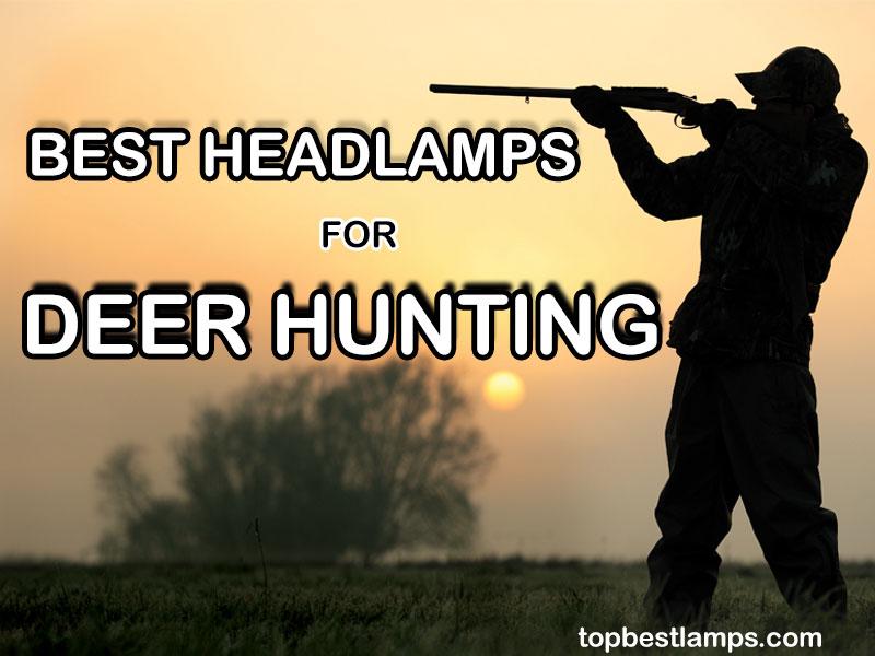 Best Headlamps for Deer Hunting