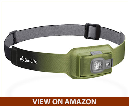 BioLite Headlamp 200 Rechargeable Light