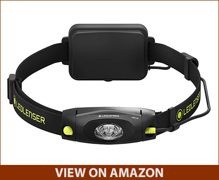 LED Lenser NEO4 Run headlamp