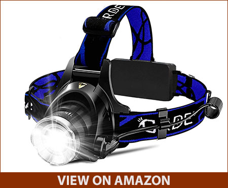 Super Bright LED GRDE- Headlamp