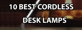 best cordless desk lamps