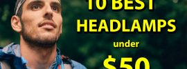 best headlamps under $50