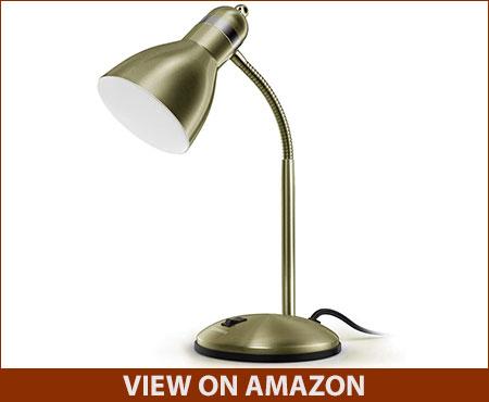 LEPOWER Eye-Caring Study LED Desk Lamp