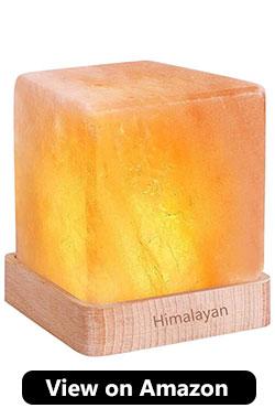 TAOHUA Natural Himalayan Cordless Salt Lamp