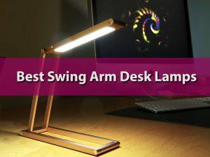 Best Swing Arm Desk Lamps