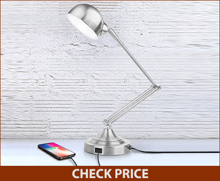 Eye Caring Led Swing Arm Desk Lamp