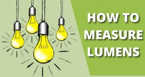 how to measure lumens